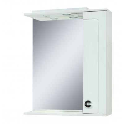"""Зеркало для ванных комнат """"Элиза-70"""" белое/красное/черное"""