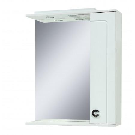 """Зеркало для ванной комнаты """"Элиза-70"""" с подсветкой"""