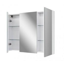 """Зеркальный шкаф для ванных комнат """"Баккендаль-80"""""""