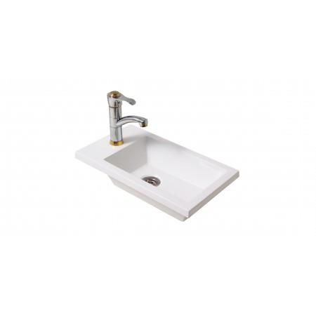 """Раковина """"Элит-45"""" на тумбу для ванных комнат"""