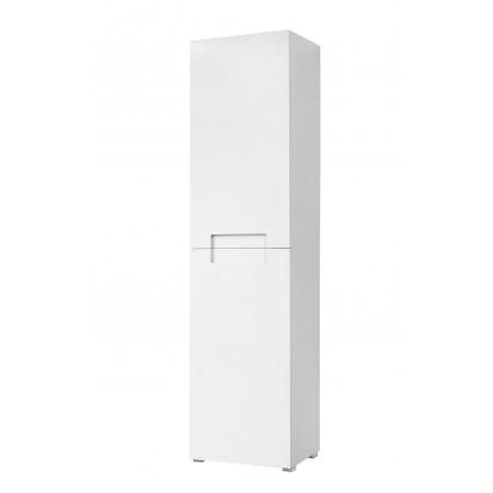 """Пенал для ванной комнаты """"Трио"""" 35 см. белый"""