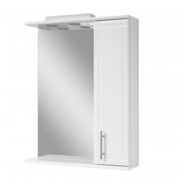 Зеркало для ванной комнаты Z-56-F белое