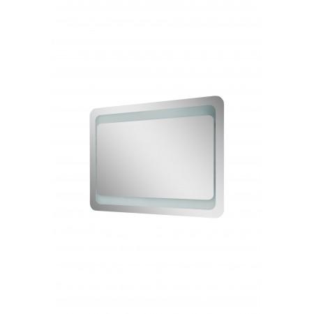 Зеркало для ванной комнаты LED ПВХ (60*80) с подсветкой