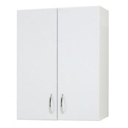 Комод для ванной комнаты KN-2 подвесной белый