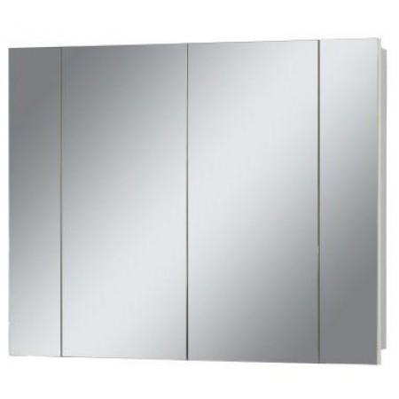 """Зеркальный шкаф для ванных комнат """"Панорама-100"""""""