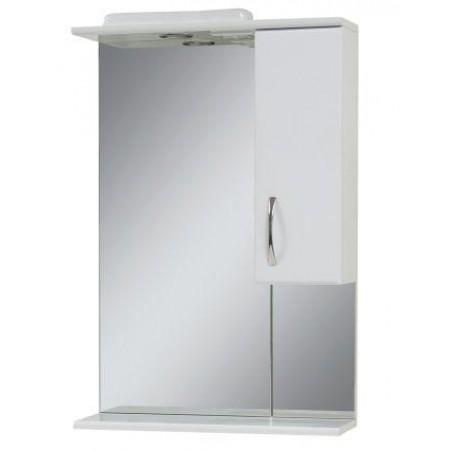 Зеркало для ванной комнаты Z-56 белое с подсветкой