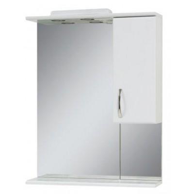 Зеркало для ванной комнаты Z-65 белое
