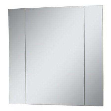 """Зеркальный шкаф для ванных комнат """"Панорама-80"""""""