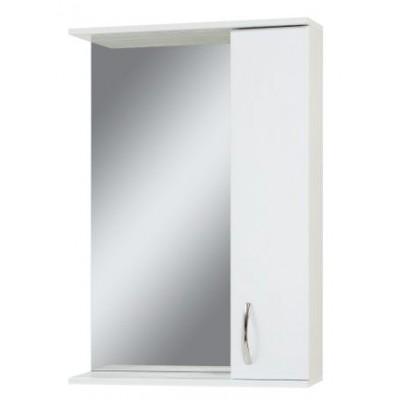 Зеркало для ванной комнаты ZL-55 белое